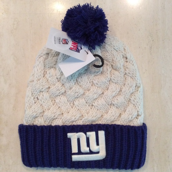 8580cd87e NFL Accessories | Ny Giants Knit Hat | Poshmark
